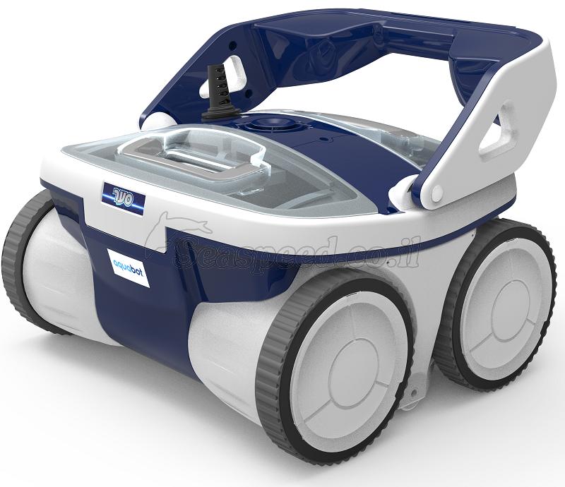 רובוט לניקוי רצפת הבריכה Aquabot RIFI 4X4 חדש !!!