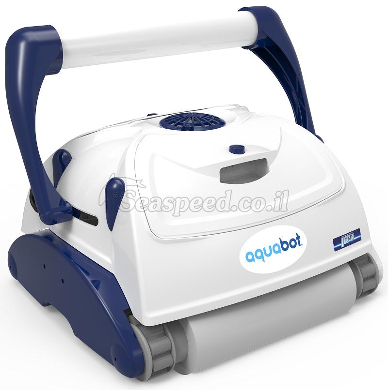 רובוט לבריכה AquaBot Bravo Top Access של Aquatron בעל טכנולוגיה ותכונות ייחודיות דגמי 2020 !!!