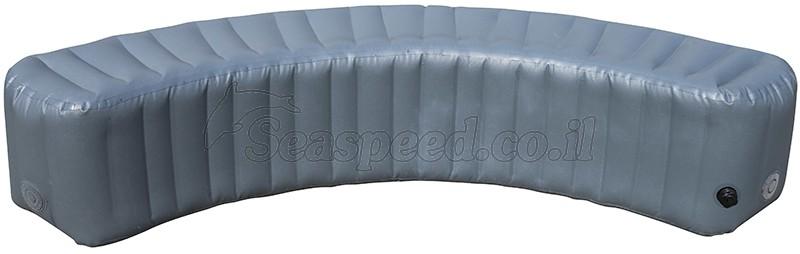 """משטח ישיבה היקפי מתנפח בגובה 40 ס""""מ  לג'קוזי של חברת  Bestway דגם  58432"""