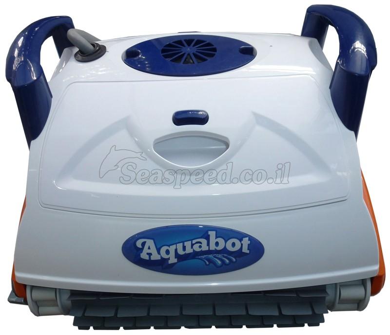 רובוט לבריכה Aquabot  Sonic דגמי 2018  חדשים ומשופרים כולל Top Access