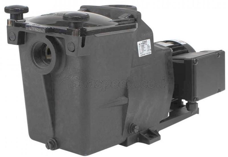 """סופר משאבה לבריכה תוצרת HAYWARD Super Pump ארה""""ב 2 כ""""ס דגם 1622"""
