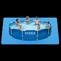 """שטיח הגנה לתחתית הבריכה בעובי 1 ס""""מ"""