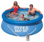 בריכת שחיה Easy Set 244X76