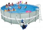 בריכת שחיה Ultra Frame pool 549X132