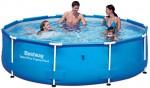 בריכת שחייה Bestway Steel Pro Frame Pools 305X76 ללא משאבה
