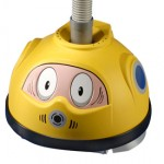 """AQUABUG 500 רובוט העובד על לחץ מים תוצרת Hayward ארה""""ב"""