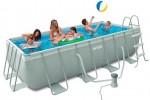 בריכת שחיה Ultra Frame pool 400X200X100