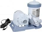משאבה ומסנן לבריכה בהספק 15,140  ליטר שעה INTEX 56622