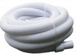 """צינור וואקום צף לבן מוגן UV לבריכה בקוטר 48 מ""""מ  מק""""ט 32227"""