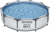 בריכת שחייה Bestway Steel Pro MAX Frame Pools 305X76 כולל משאבה ומסנן