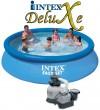 בריכת שחיה Intex Easy Set 366X76 עם מסנן חול