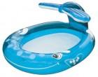 """בריכת לוויתן עם שפריצר מים בזנב תוצרת INTEX  מק""""ט 57435"""