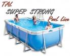 Tal Super Strong 510X306X125 בריכה מלבנית