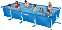 בריכת שחיה Frame pool 450X220X84 ללא משאבה