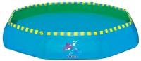בריכה מתקפלת לילדים לשימוש בחוף הים ובבית דגם 51126 Kids Beach Play Pool