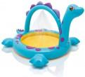 בריכה לילדים עם מתיזי מים  עליונים דגם דינוזאור תוצרת INTEX דגם 57437