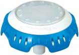 מנורת לד צבעונית ללא מקור מתח חיצוני הנכנסת לתוך האינלט בדופן הבריכה דגם 58310