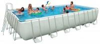 בריכת שחיה Ultra Frame pool 732X366X132 ללא משאבה