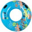 """גלגל בריכה ענק מעוצב בסגנון Gecko Hawaii® כולל שני ידיות אחיזה מק""""ט 87151"""