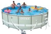 בריכת שחיה Ultra Frame pool 488X122
