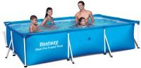 בריכת שחייה Bestway Splash Frame Pool 300X201X66 ללא משאבה