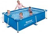 בריכת שחייה Bestway Splash Frame Pool 239x150x58 ללא משאבה