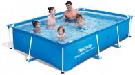 בריכת שחייה Bestway Splash Frame Pool 259x170x61 ללא משאבה