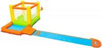 מתקן מים מתנפח ענק ג'ימבורי עם  טרמפולינה ומגלשה Bestway H2OGo 53343