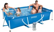 בריכת שחיה Frame pool 260X160X65