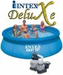 בריכת שחיה Intex Easy Set 366X91 עם מסנן חול