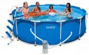 בריכת שחיה Frame pool 366X99