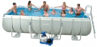 בריכת שחיה Ultra Frame pool 549X274X132