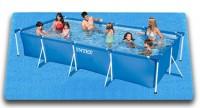 """שטיח הגנה בעובי 2 ס""""מ לתחתית הבריכה בטכנולוגיה חדשנית של תא סגור"""