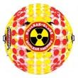 כדור מתנפח ענק Nuclear Globe