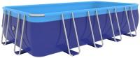 בריכת שחייה מלבנית מדגם Supreme Pool Line 600X325X122