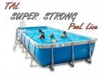 Tal Super Strong 566X306X125 בריכה מלבנית