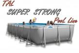 Tal Super Strong 825X395X125 בריכה מלבנית