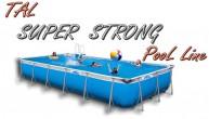 Tal Super Strong 1226X566X125  בריכה מלבנית