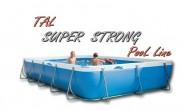 Tal Super Strong 440X306X125 בריכה מלבנית