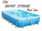 Tal Super Strong 1226X436X125 בריכה מלבנית