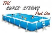 Tal Super Strong 1226X566X147 בריכה מלבנית
