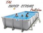 Tal Super Strong 693X436X132 בריכה מלבנית