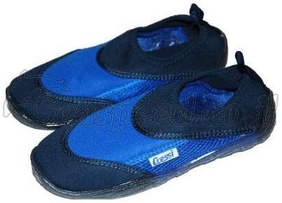 נעלי חוף בריכה איכותיים מבד ניאופרן  Cressi Walk
