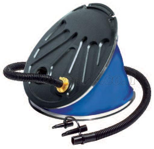 משאבת ניפוח אוויר רגליות 5 ליטר תוצרת BRAVO  דגם 6056011