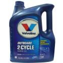 שמן ימי במיכל 4 ליטר  רב שימושי Valvoline 2 Cycle TC-W3