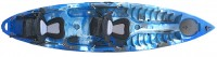 """קיאק Bass ממונע כולל מערכת שליטה אחורית ומנוע ג'ט טורבו יפני  3 כ""""ס"""