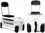 צידנית קירור KOOL בנפח 29 ליטר כולל מושב ומשענת גב מתקפלת