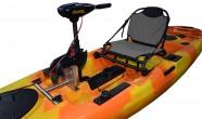 קיאק פדלים Tide ממונע עם מנוע חשמלי 45 ליברות