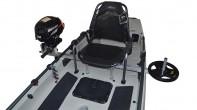 מאחז מנוע נשלף לקיאק מדגם Hobie Kayaks