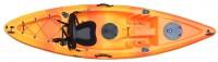 """קיאק Piranha ממונע כולל מערכת שליטה אחורית ומנוע ג'ט טורבו יפני  3 כ""""ס"""